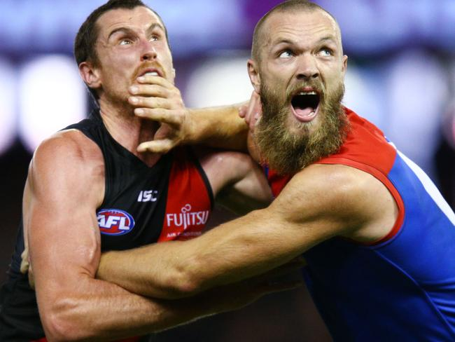 Melbourne was all over the Dons on Sunday.
