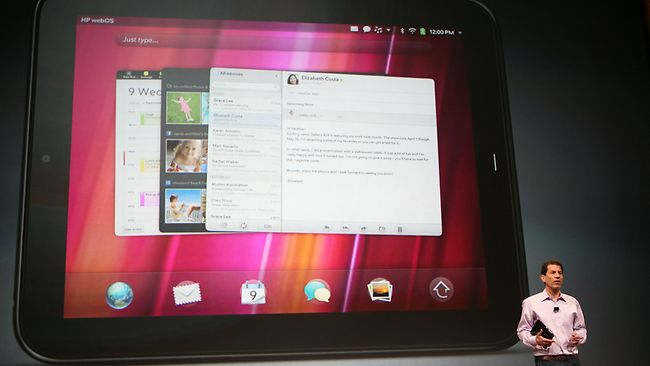 HP ready to roll out Apple iPad's first webOS tablet rival ...