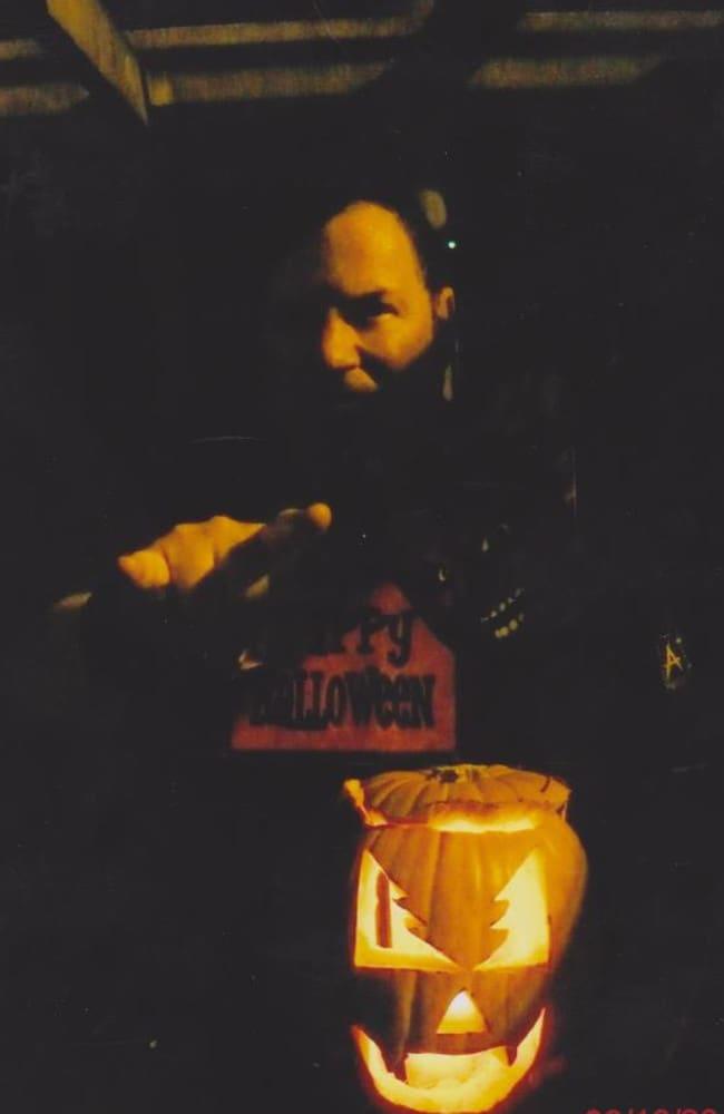 Warlock Marquis on Halloween