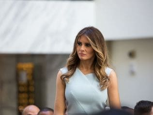 Melania Trump. Photo: Cheriss May/NurPhoto via Getty Images.