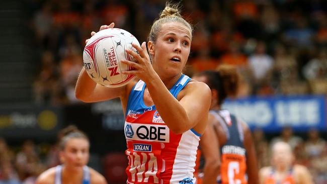 Super Netball Rd 1 - Giants v Swifts