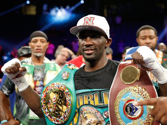 Terence Crawford is one of the best pound-for-pound fighters in the world.
