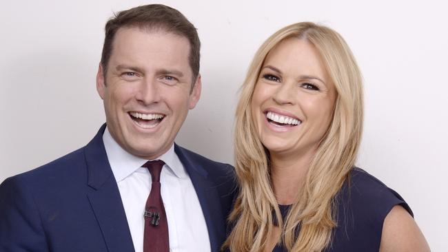 Karl Stefanovic and Sonia Kruger are hosting the Swisse Celebrate Life Ball on June 13 in Melbourne.