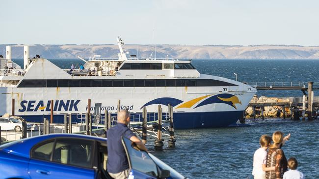 Sealink quickly climbed to more than $400 million in value.