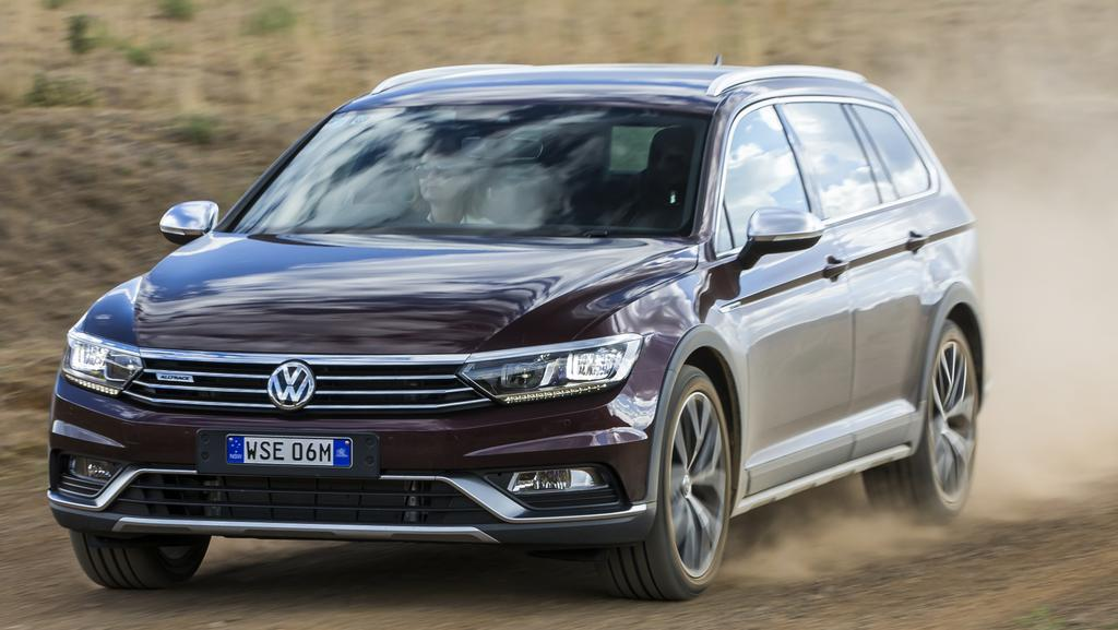volkswagen passat wagon go bush without hulking the bulk the weekly times. Black Bedroom Furniture Sets. Home Design Ideas