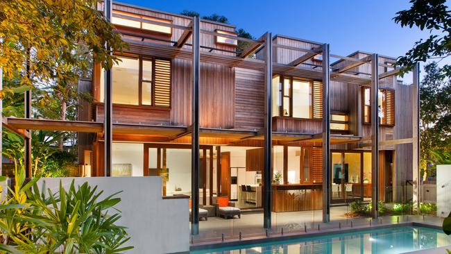 Brisbane s best reno it s going under the hammer this for Most successful architectural firms