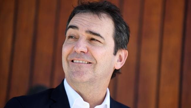 State Opposition Leader Steven Marshall is 'cautious of widespread community anxiety in the south east' over fracking.