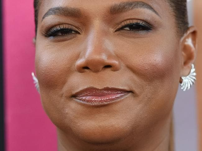 """Actress Queen Latifah arrives for the premiere of """"Girls Trip,"""" July 13, 2017 at Regal L.A. Live in Los Angeles, California. / AFP PHOTO / Robyn Beck"""