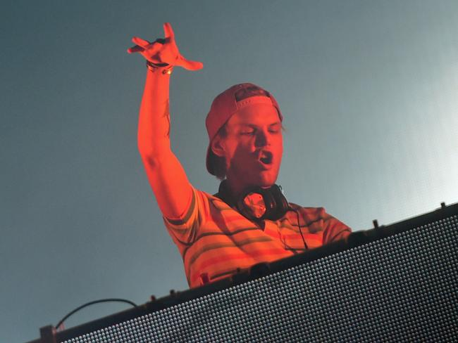 Tim Bergling, better known by his stage name Avicii, was one of EDM's biggest stars. Picture: AFP/Attila Kisbenedek