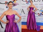 Bridget Moynahan arrives at the 2014 CFDA Fashion Awards in New York City. Picture: Getty
