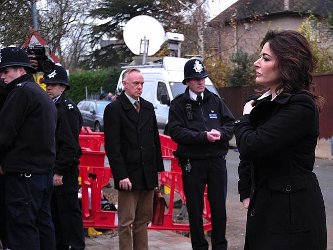 Nigella Lawson arrives at Court in December 2013 as she prepared to give evidence in a case in which her two personal assistants (Elisabetta and Francesca Grillo) are accused of defrauding her and former husband Charles Saatchi.