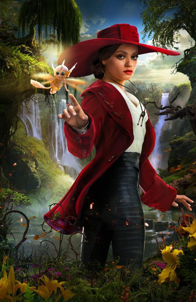 Mila Kunis in  <i>Oz: The Great and Powerful</i>