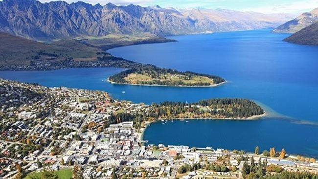 Beautiful and pumping, that's Queenstown for you. Picture: vichie81
