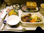 <p>Japan Airlines food / Flickr user d'n'c</p>