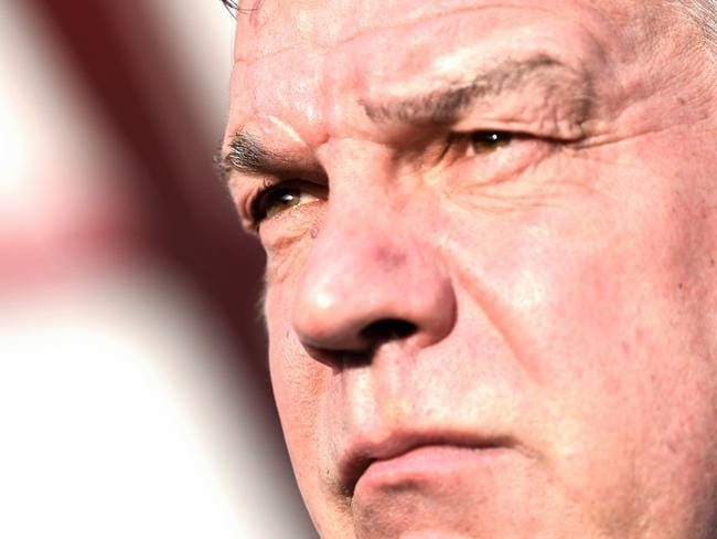 'Deeply disappointed' Big Sam loses England job