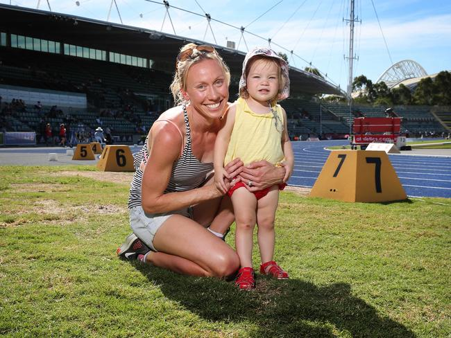 runner tamsyn lewis manou set for the biggest race of her life