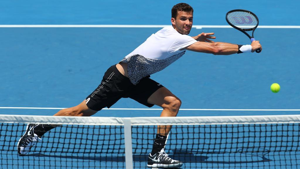 nike tennis shoes dimitrov