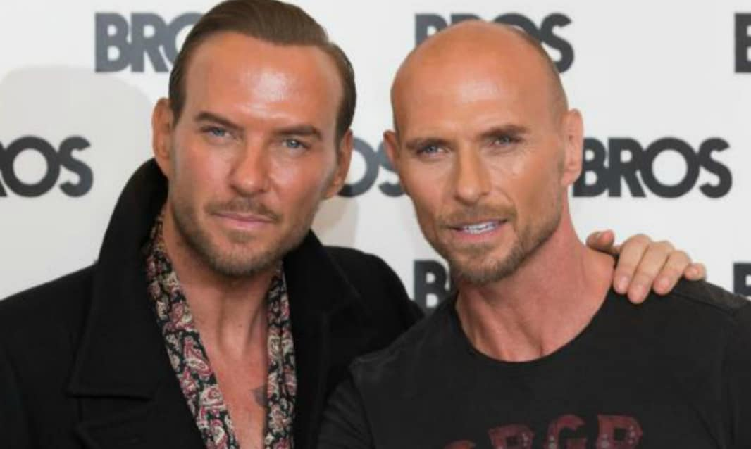 Flashback Friday: Bros are back – and Matt's on the hunt for Mrs Goss