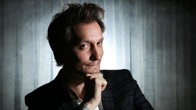 Lior Suchard encourages cynics to attend one of his shows. Picture: Bob Barker.
