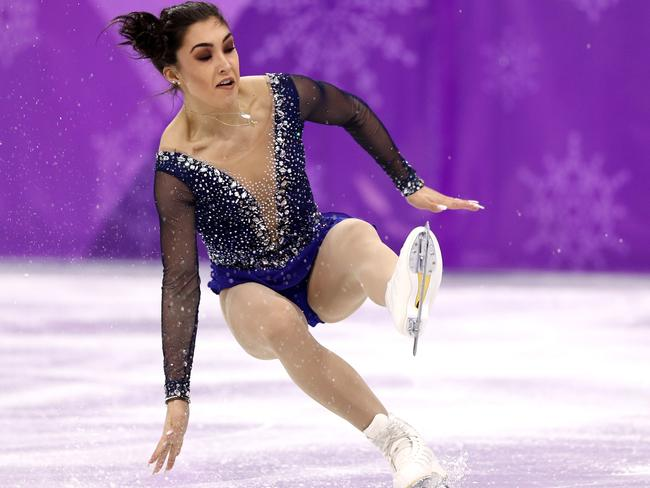 Nothing went right for Gabrielle Daleman.