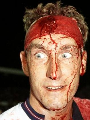Terry Butcher, from 1989.