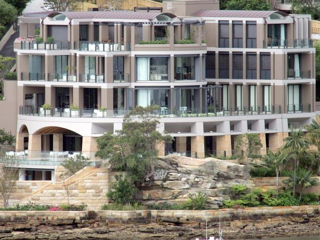 Real Estate John Symond Lists Point Piper Mansion The