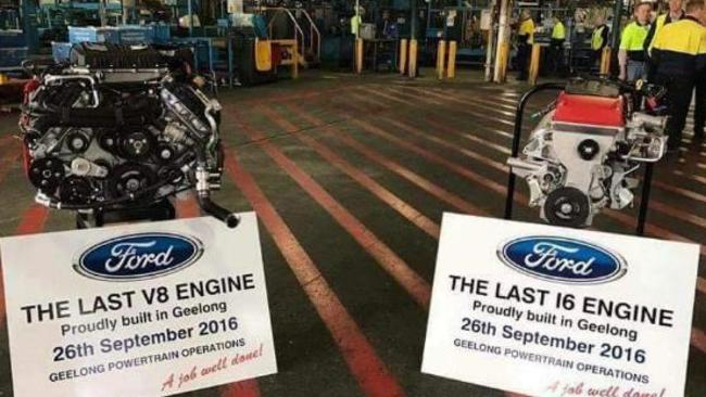how to build a ford v8 engine
