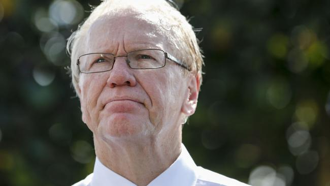 "Gold Coast Commonwealth Games Chairman Peter Beattie had said the Games ceremonies would bring the ""wow factor"". Picture: AAP Image/Tim Marsden."