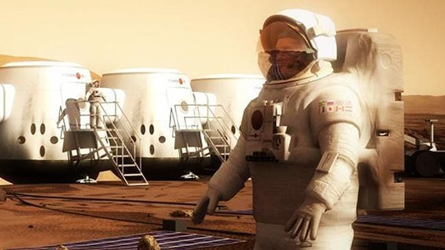 Mars One project: Sonia Van Meter rejects idea Red Planet ...