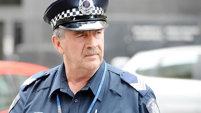 Sergeant Phil Wild has spoken out against a tough new speed policy.