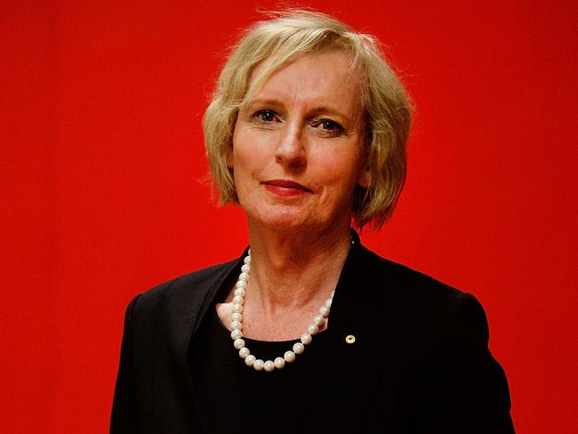 Using her voice ... Cate McGregor AM is speaking out about the Australian of the Year Award. Picture: Getty