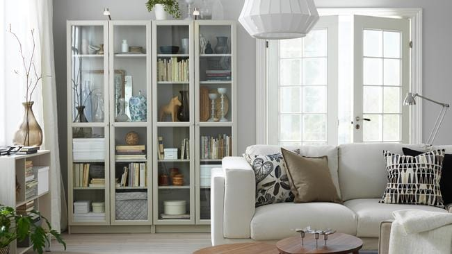 ikea billy bookcase helped shape the modern economy tim harford book extract daily telegraph. Black Bedroom Furniture Sets. Home Design Ideas