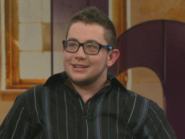 Bryson Douglas would like the rhetoric around disability and work to be more positive.