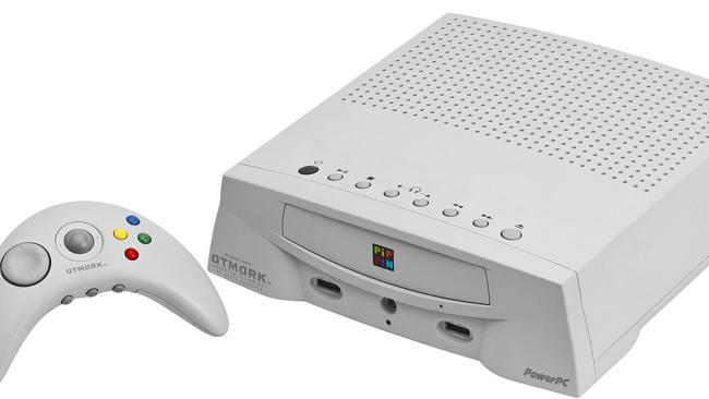 The Apple Bandai Pippin games console was a failed venture into a different market.