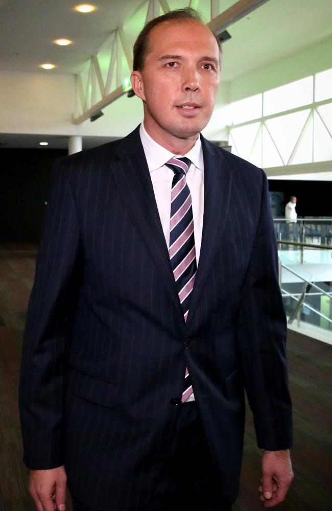 """""""We need to spend the taxpayers' money in a responsible way"""" ... Federal Minister for Health Peter Dutton."""