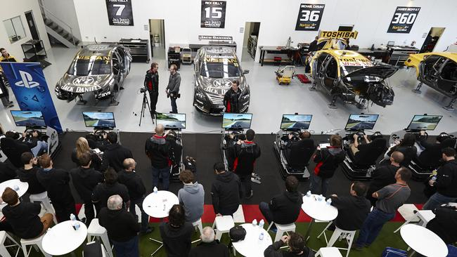For the 28 competitors, racing one of those four V8 Supercars would be a dream come true.