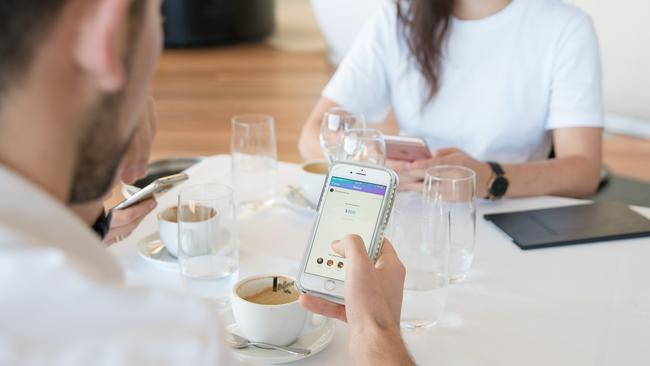 New app Groupee is aiming to ensure that diners aren't left with a bitter taste in their mouth.
