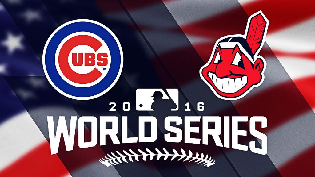 cubs indians series cleveland chicago mlb sports