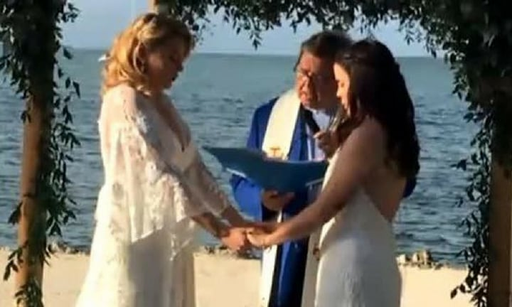 Popular teacher fired after marrying her female partner