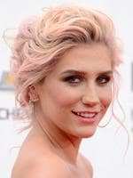 It's none other than singer Kesha who's back on the road to recovery following treatment for an eating disorder. Picture: Getty