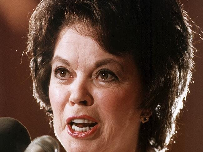 Shirley Temple Black was US Ambassador to Ghana and to Czechoslovakia.
