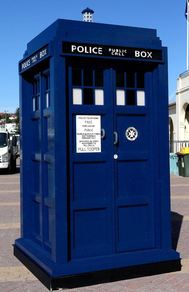Tardis to touch down for first time at Flemington.