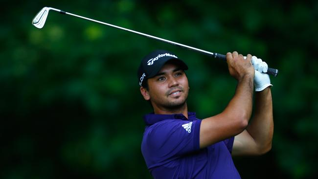 Jason Day is hot on the heels of Adam Scott.