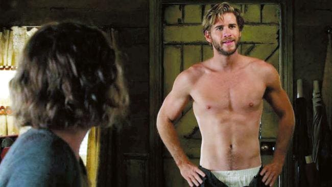 Liam sidelined into independent Aussie film The Dressmaker.