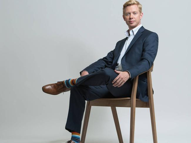 Reddit co-founder and CEO Steve Huffman is working to make sure the website is a safe platform for users and advertisers. Picture: Lei Gong
