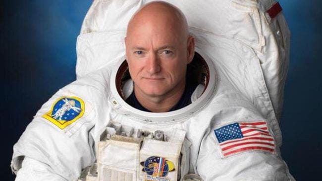 Scott Kelly's DNA no longer matches his brother's after his time in space.
