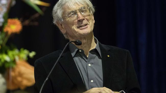 Dick Smith has called for sustainable immigration. Picture: Julian Andrews/AAP