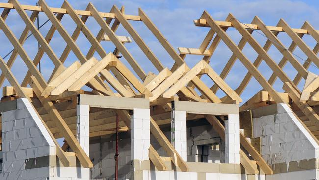 Not paid ... the construction industry has an alarmingly high number of workers missing out on their retirement entitlements. Picture: Supplied.