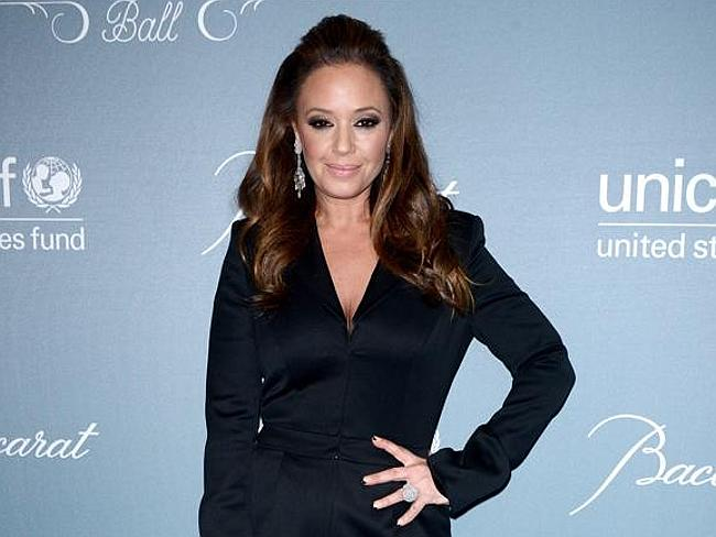 Speaking out ... former Scientologist Leah Remini says she left the church for the sake o