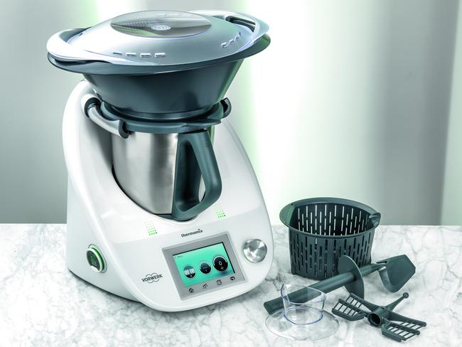 The new Thermomix TM5.